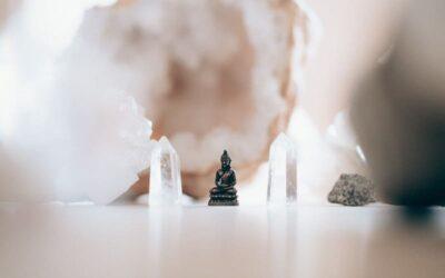 Kameny a jejich vibrace